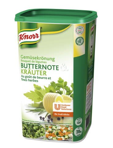 Knorr Gemüsekrönung Butternote & Kräuter 1 KG