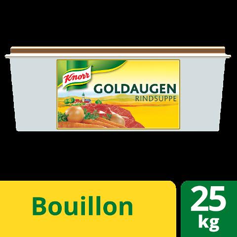 Goldaugen Rindsuppe 25kg Gastro