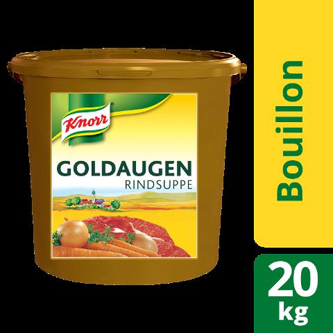 Knorr Goldaugen Rindsuppe 20 KG