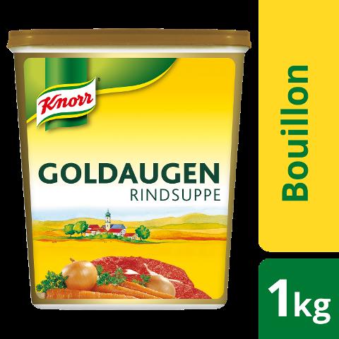 Knorr Goldaugen Rindsuppe 12 x 1 KG