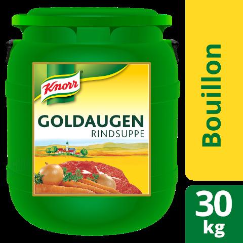 Knorr Goldaugen Rindsuppe 30 KG