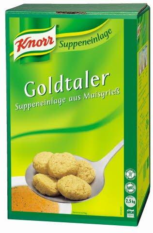 Knorr Goldtaler 2,5 KG