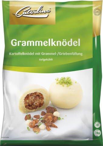 Caterline Grammelknödel 3 KG (30 Stk. á ca. 100 g)