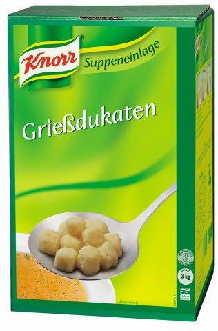 Knorr Grießdukaten 3 KG -