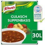 Knorr Gulasch Suppenbasis 2,8 KG