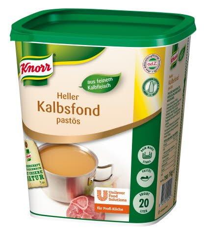 Knorr Heller Kalbsfond pastös 1 KG