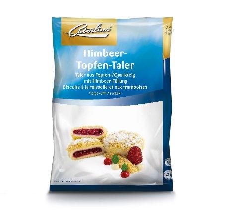 Caterline Himbeer-Topfen-Taler roh 1,2 KG