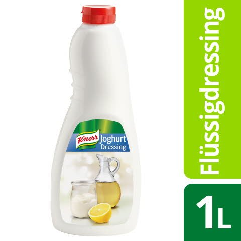 Knorr Dressing Joghurt 6x1 L Flasche -