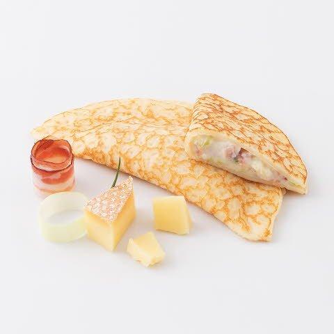 Caterline Käse-Lauch-Speck Palatschini 2,1 KG (30 Stk. à ca. 70 g)