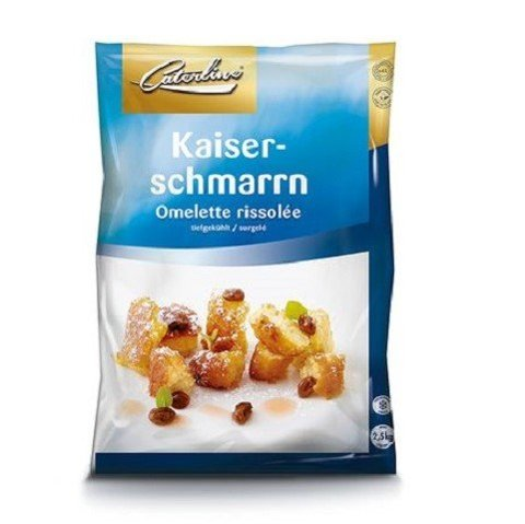 Caterline Kaiserschmarrn 2,5 KG (10 Portionen à ca. 250 g) -