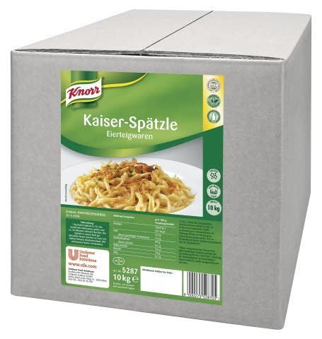 Knorr Kaiserspätzle 10 KG -