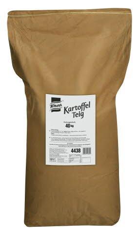Knorr Kartoffel Teig 40 KG -