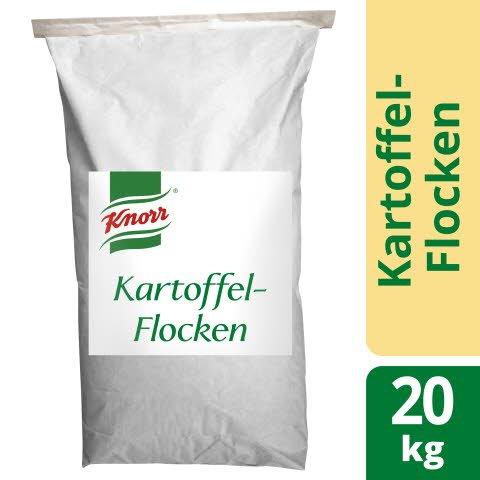 Knorr Kartoffelpüree-Flocken 20 KG -