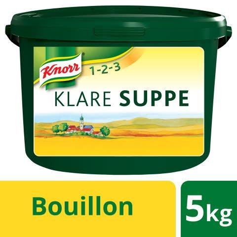 Knorr Klare Suppe rein pflanzlich 5 KG