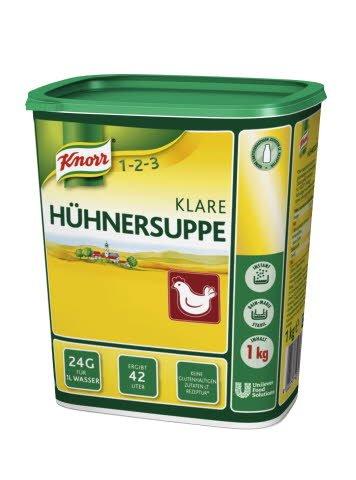 Knorr Klare Hühnersuppe 1 KG -