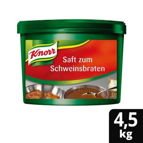 KNORR Saft zum Schweinsbraten 4,5kg -