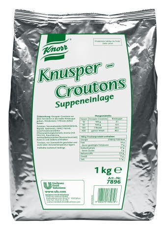 Knorr Knusper - Croutons 1 KG -