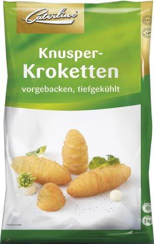 Caterline Knusper-Kroketten 2 KG (111 Stk. á ca. 18 g) -