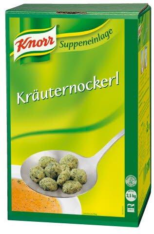 Knorr Kräuternockerl 2,5 KG