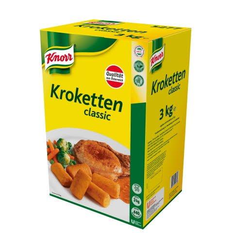 Knorr Kroketten classic 3 KG -