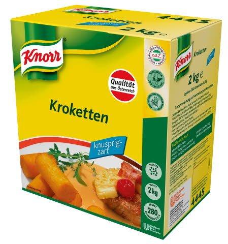 Knorr Kroketten 2 KG -