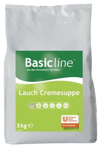 Basic Line Lauch Cremesuppe 3 KG