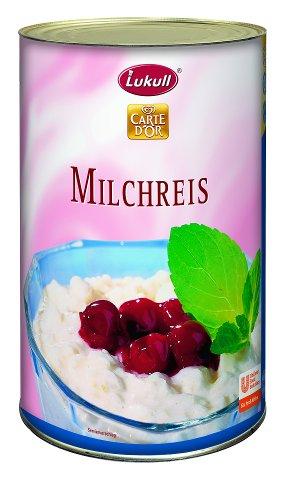 Lukull Milchreis 1,95 KG -