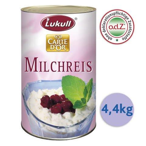 Lukull Milchreis 4,4 KG