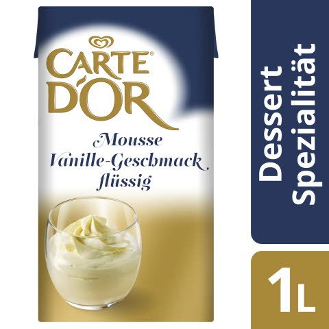 Carte D'or Mousse Vanille-Geschmack 1 L