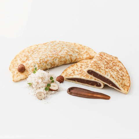 Caterline Nougat-Nuss-Palatschini 1,95 KG (30 Stk. à ca. 65 g) -