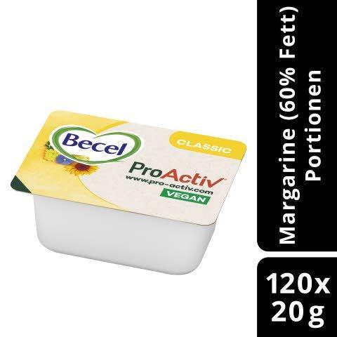 Becel Original PP 60%  120x 20 g PK -
