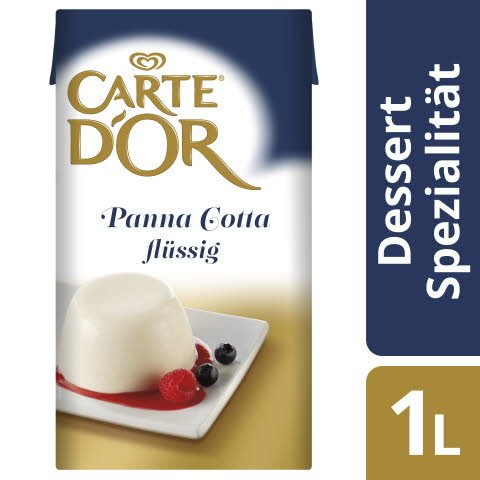 Carte D'or Panna Cotta 1 L -