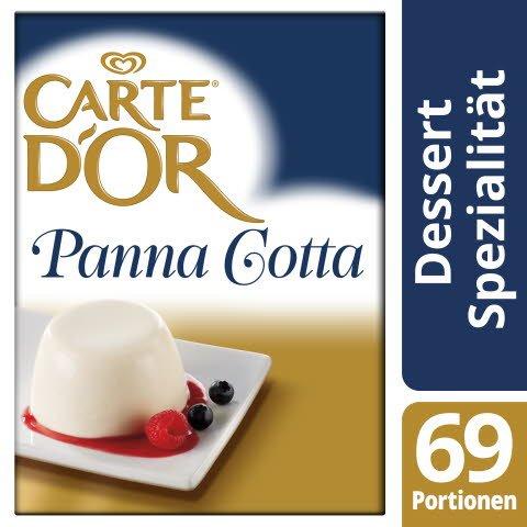 Carte D'or Panna Cotta 780 g -