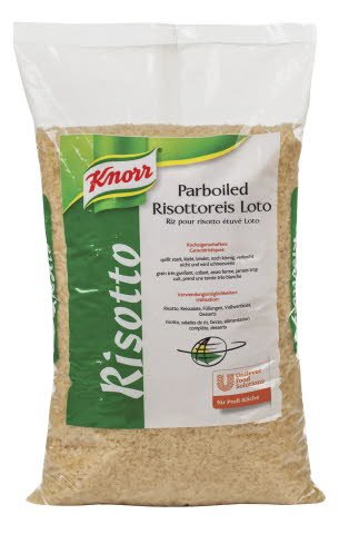 Knorr Parboiled Risottoreis Loto 5 KG
