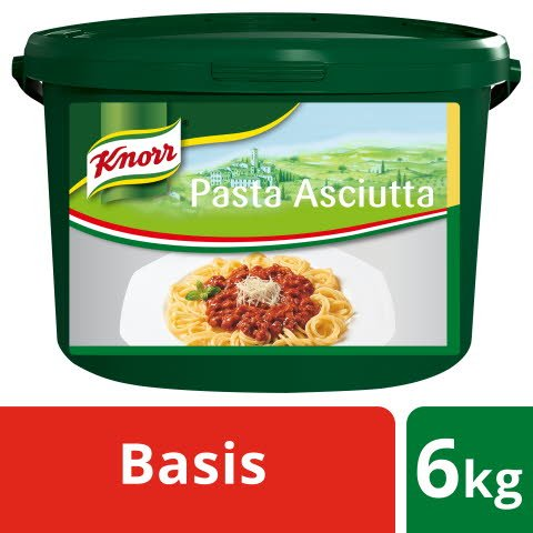 Knorr Pasta asciutta Basis 1 x 6 KG