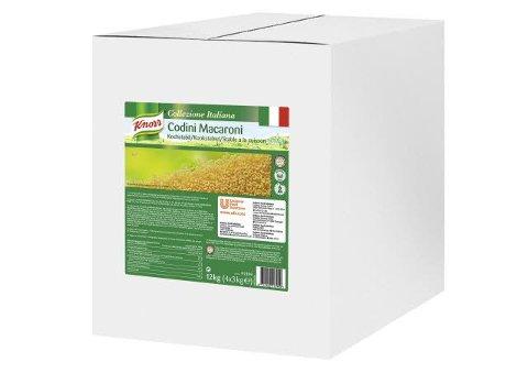 Knorr Pasta Maccaroni/Codini kochstabil 3 KG -