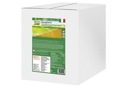 Knorr Pasta Spaghetti kochstabil 3 KG