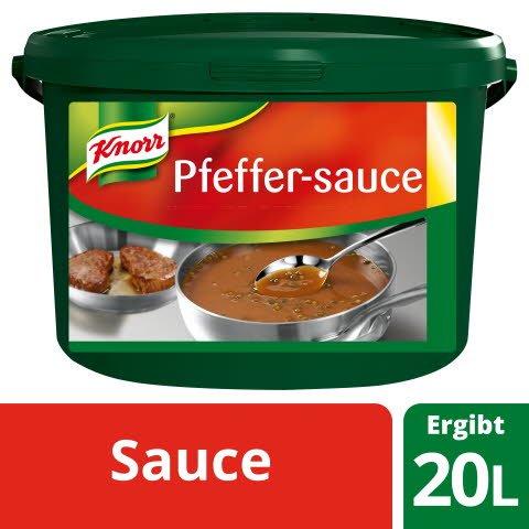 Knorr Pfeffer-Sauce 3 KG -