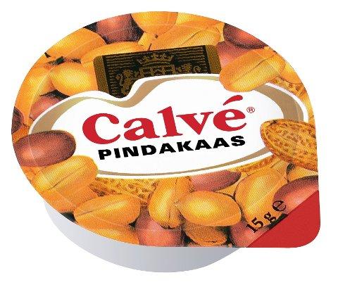 CALVÉ Erdnussbutter Portionspackungen 200 x 15G