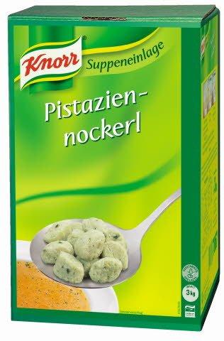 Knorr Pistaziennockerl 3 KG -