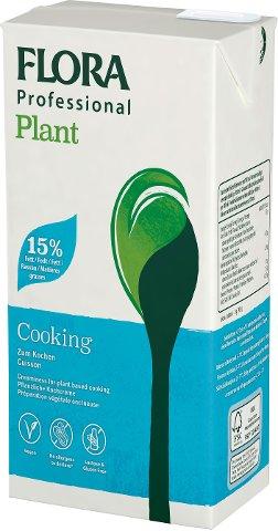 Flora Professional Plant Cooking 15% 8x1L -