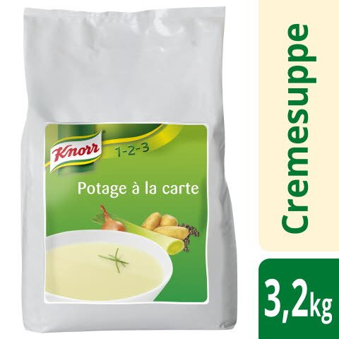 Knorr Potage à la Carte 3,2 KG