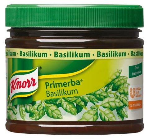 Knorr Primerba Basilikum 340 g