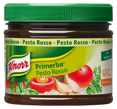 Knorr Primerba Pesto Rosso 340 g