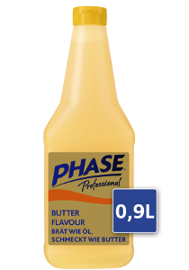 Phase Professional with natural Butter Flavour  900 ml