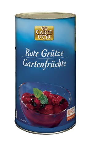 Carte D'or Rote Grütze Gartenfrüchte 1,7 KG