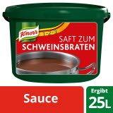 Knorr Saft zum Schweinsbraten 2,5 KG -