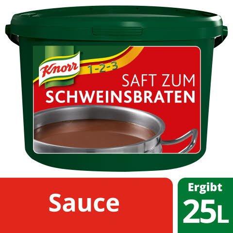 Knorr Saft zum Schweinsbraten 2,5 KG