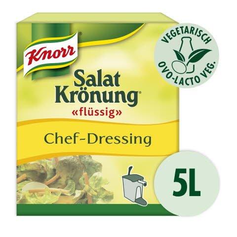 Knorr Salatkrönung flüssig Chef-Dressing 5 L -