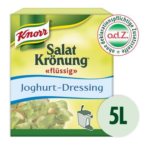 Knorr Salatkrönung flüssig Joghurt-Dressing 5 L
